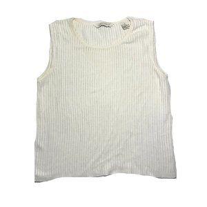 Vintage Melrose Studio Size Small Sweater Vest
